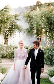 10 Wow-Worthy Celebrity Weddings