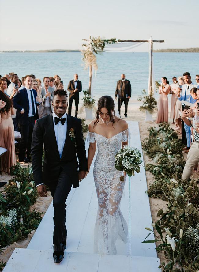 10 Wow-Worthy Celebrity Weddings