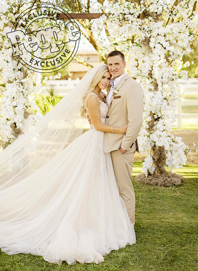 10 Wow-Worthy Celebrity Weddings - Inspired by This