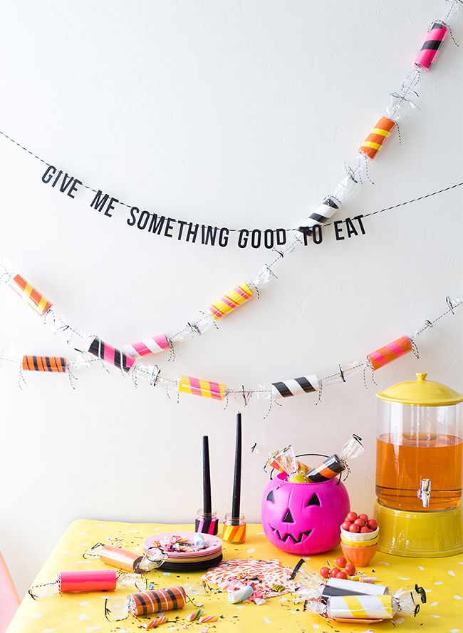 DIY Halloween Decor Ideas