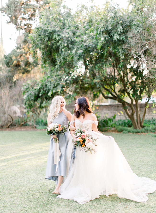 Pastel Wedding Inspiration for The Modern Princess