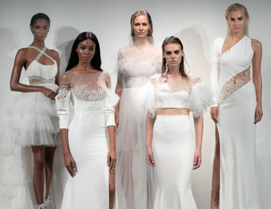 Gowns We Loved at Bridal Fashion Week