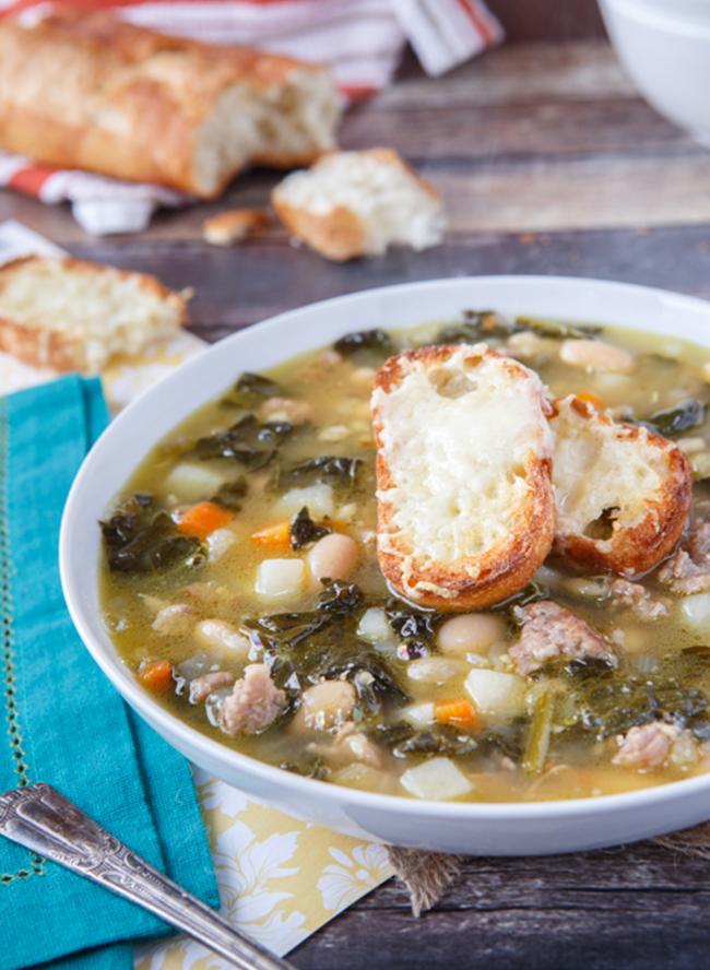 Cozy Fall Soups