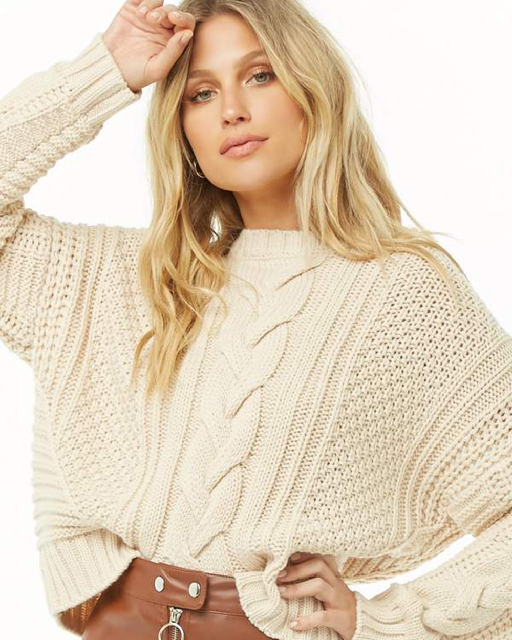 Sweaters You'll Want to Live In This Season
