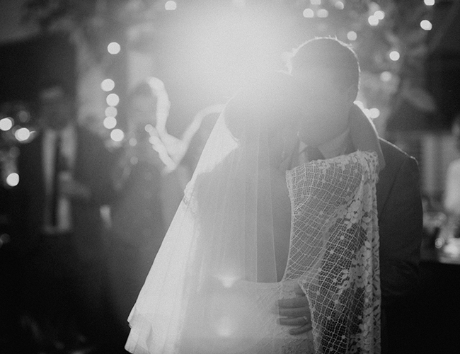Intimate Santa Barbara Wedding