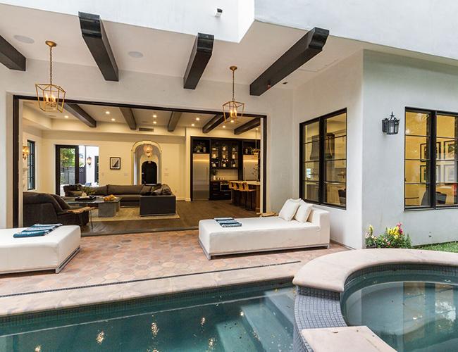 Modern Spanish Home in L.A.