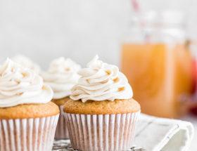 Apple Cider Cupcakes Recipe