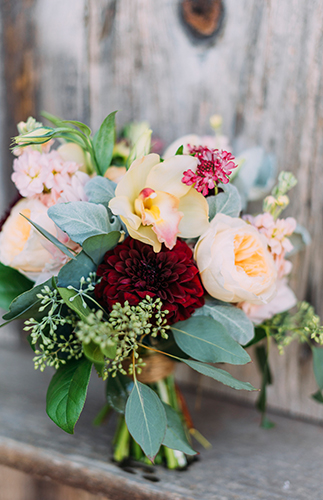 Rustic Fall Wedding in Sonora