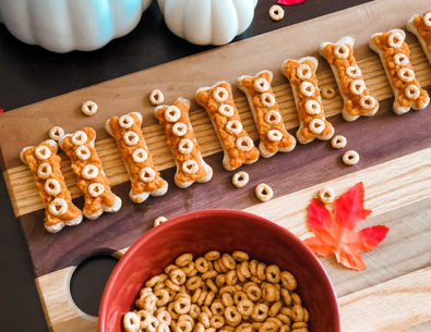 Fun Dog Treat Recipes for Fall