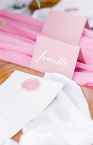 Feminine Fuchsia Wedding Inspiration