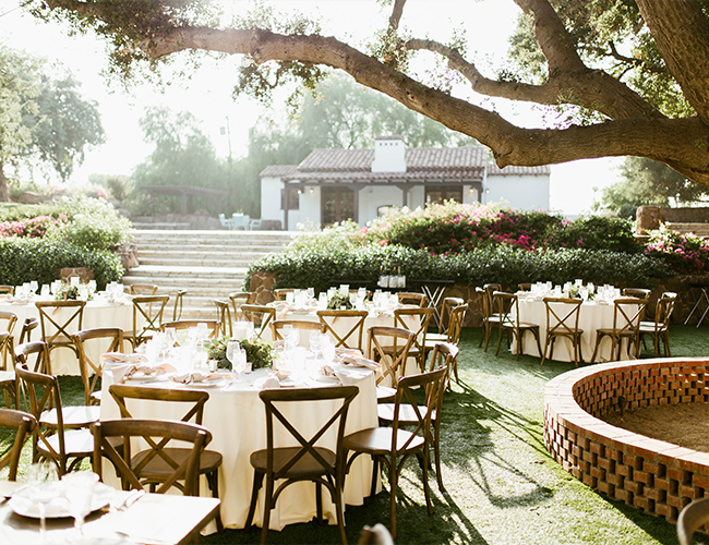 Elegant California Ranch Wedding