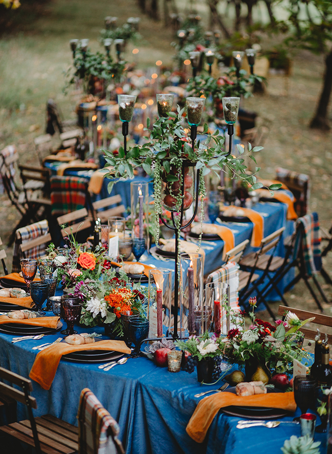 Fall Harvest Dinner Party
