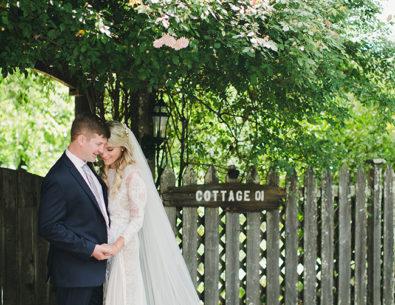 Natural Wedding Full of Greenery