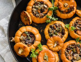 Exciting Vegetarian Thanksgiving Dishes