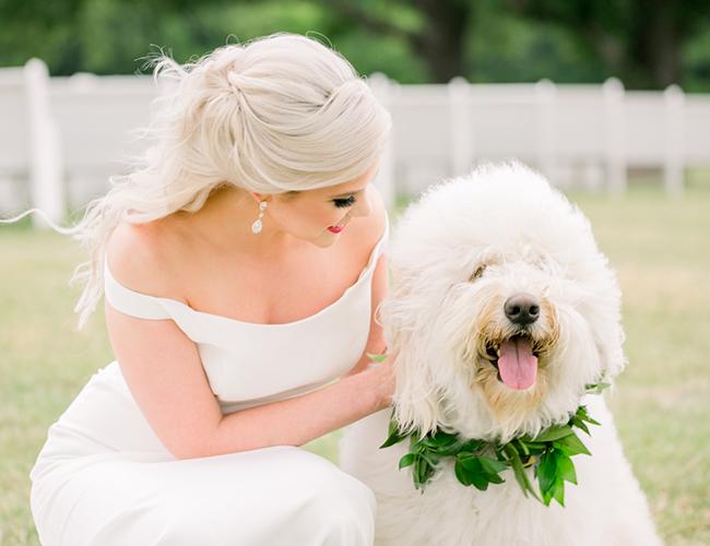 Bright Magenta and Orange Wedding Inspiration