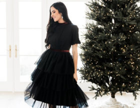 Festive Holiday Dresses For Every Event