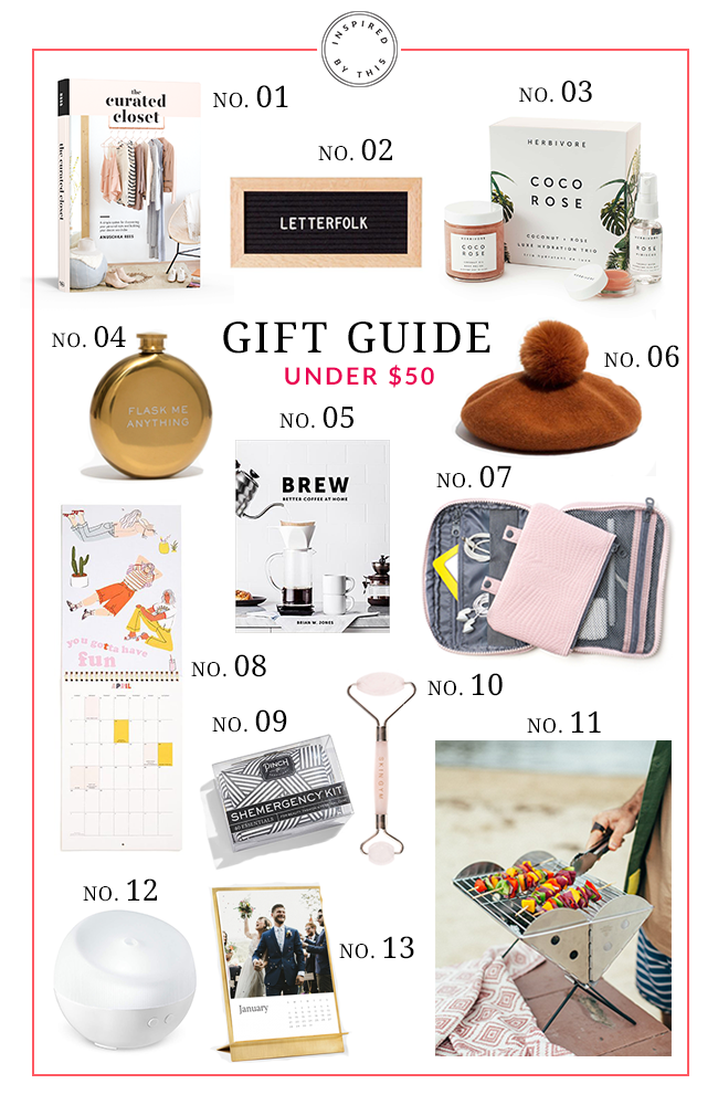 Gifts Under $50 for Everyone On Your List
