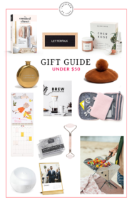 Gifts Under $50 for Everyone