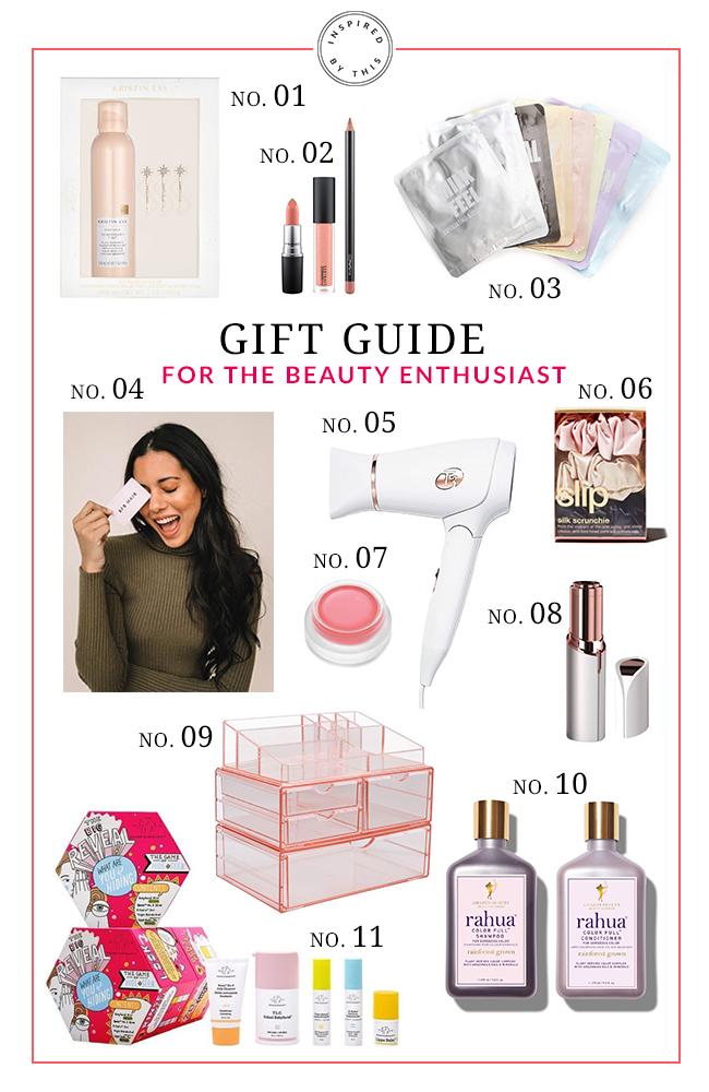 Gifts for the Beauty Enthusiast