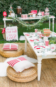 Kids Party Inspired by The Magic of Christmas