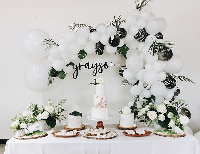 Baby Shower Ideas Inspired By This Baby Blog