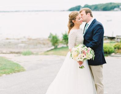 navy wedding, maine wedding