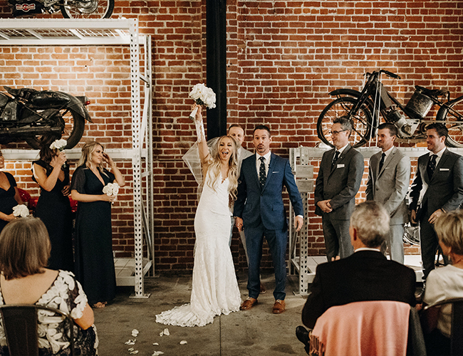 modern wedding, greg peterson photography, modern romance wedding