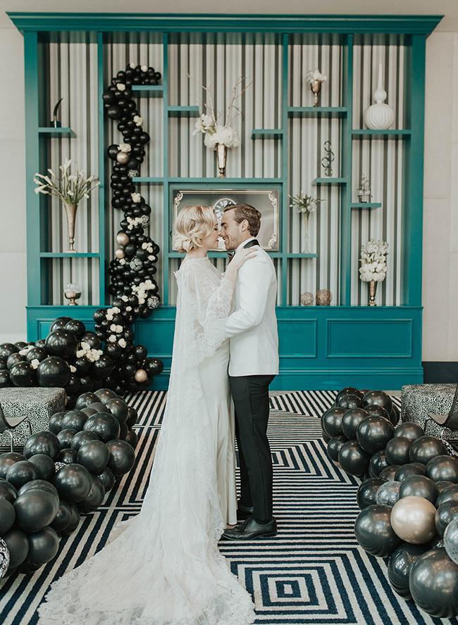 New Years Eve Wedding, great gatsby wedding, 1920s wedding