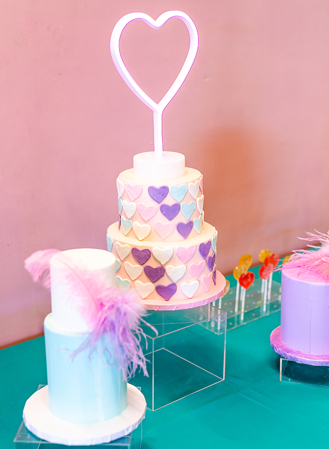 80s Themed Bridal Shower,