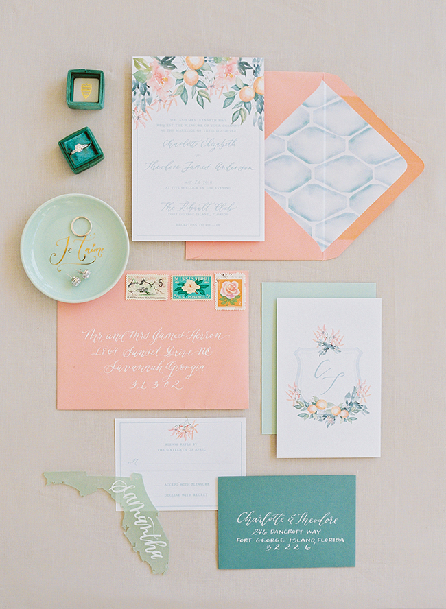 Living Coral Wedding Ideas, living coral wedding
