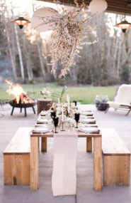 winter dinner party, planning a dinner party, winter entertaining