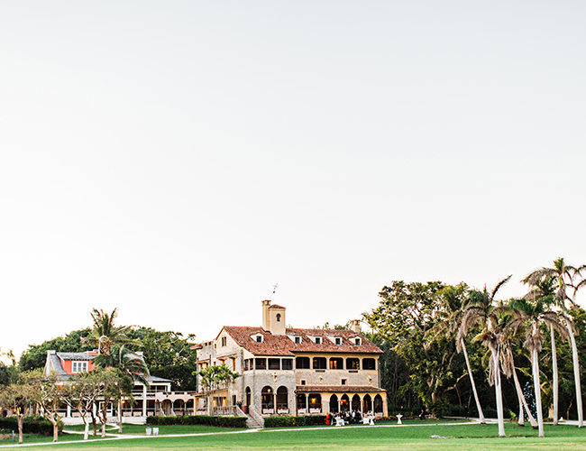 Deering Estate Wedding, Wedding in Miam
