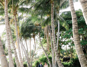 Olowalu Plantation House, maui destination wedding