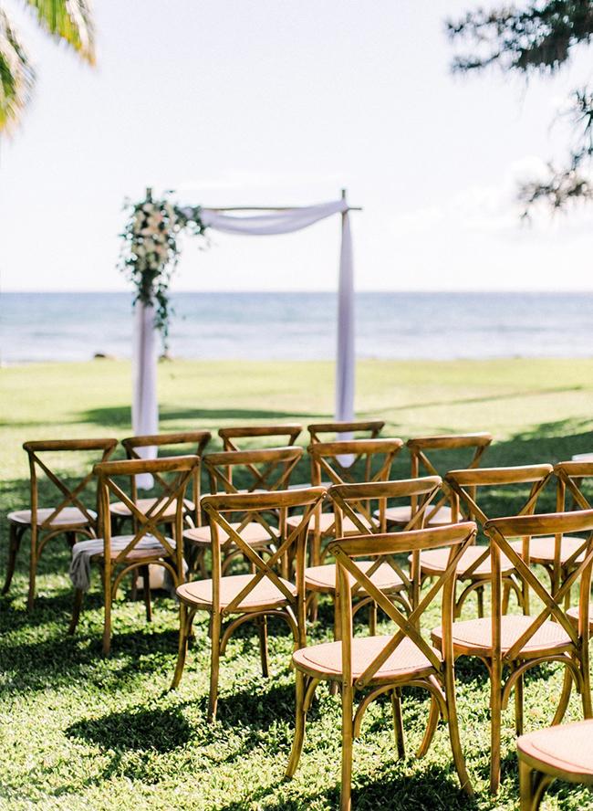 Olowalu Plantation House, maui destination wedding