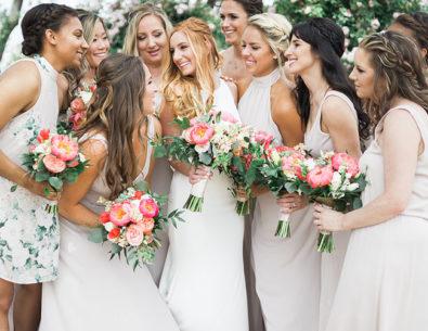 al fresco wedding, earth tone wedding