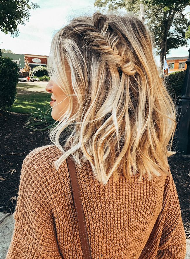 French braids, french braid hairstyles