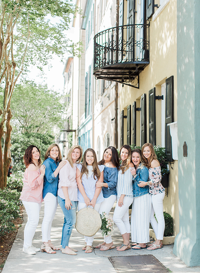 Charleston bachelorette party, weekend in Charleston, Charleston bachelorette