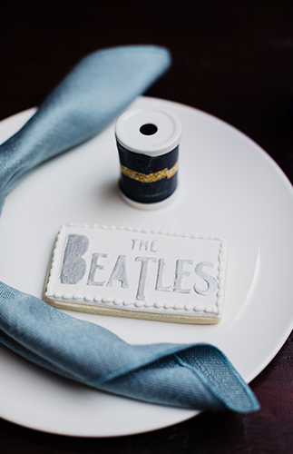 A Beatles Themed Baby Shower