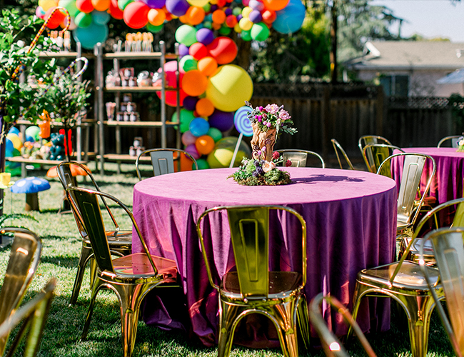 Willy Wonka Birthday Party