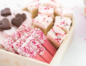 valentines day cookies, valentines day desserts