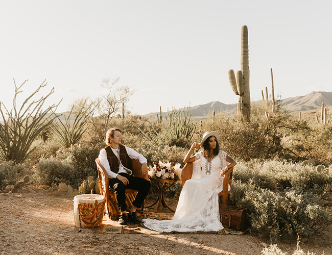 70s Themed Wedding, wedding inspiration