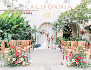 Spanish Wedding Inspiration at Villa del Sol