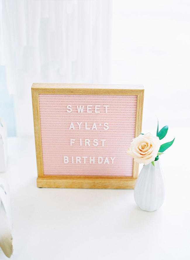 First Birthday Party, Doljabi
