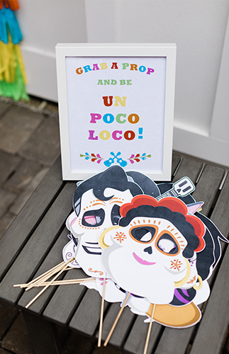 Coco Birthday Party