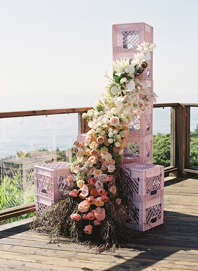Light Pink Wedding, Contemporary Wedding
