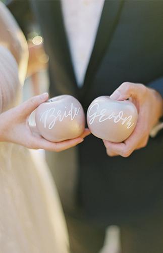 Light Pink Wedding, Contemporary Wedding