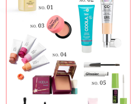 5 Minute Make-up Routine