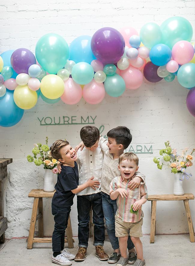 Kids St. Patrick's Day Party
