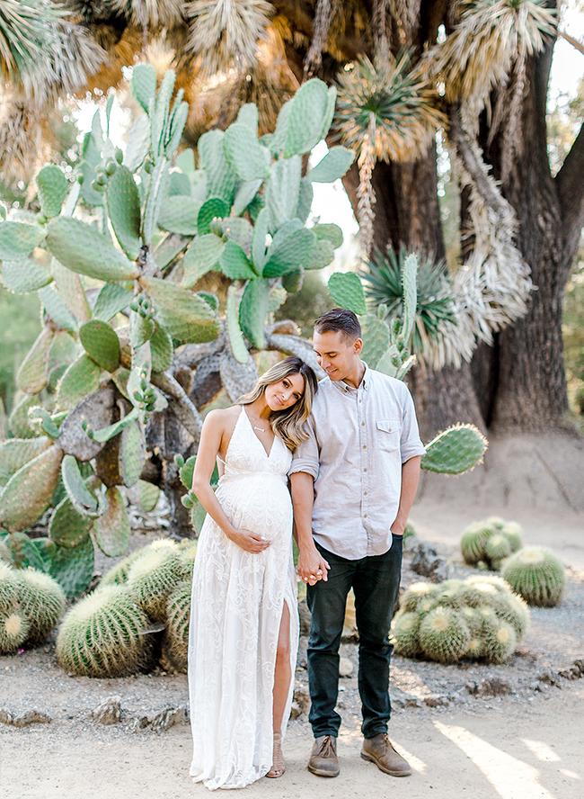 Cactus Garden Maternity