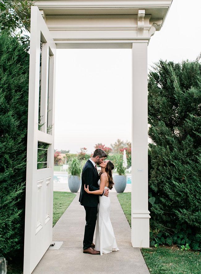 Country Garden Wedding, Park Winters Wedding